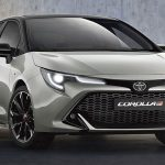New Toyota Corolla 'warm hatch' to slot in below full-fat GR model?